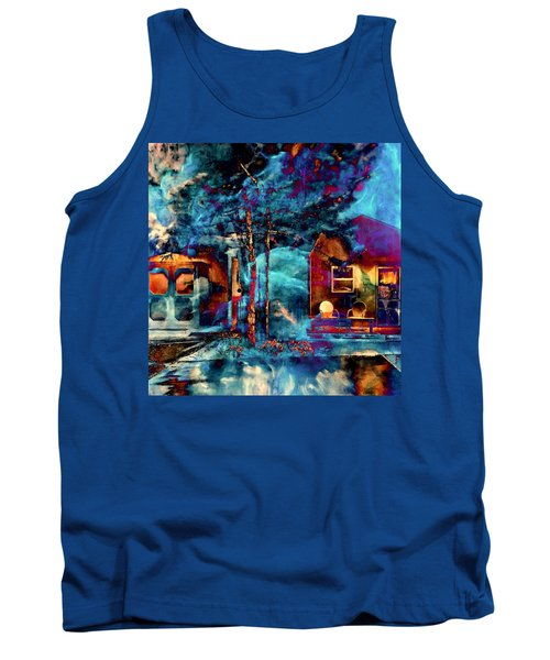 Night Light Tank Top