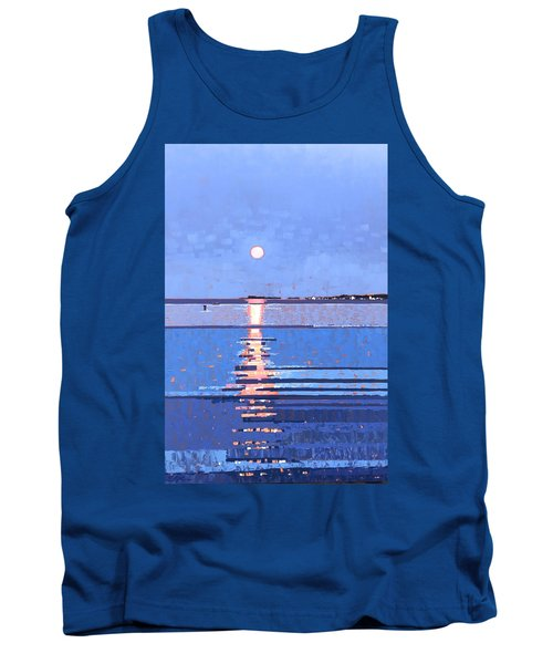 Night Lights Tank Top