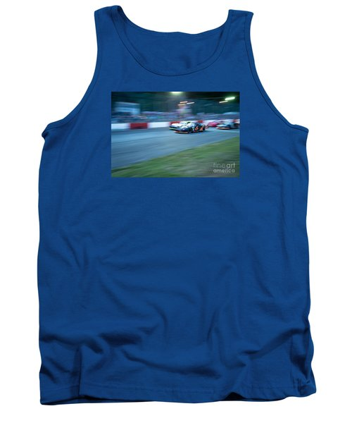 Night Races Tank Top
