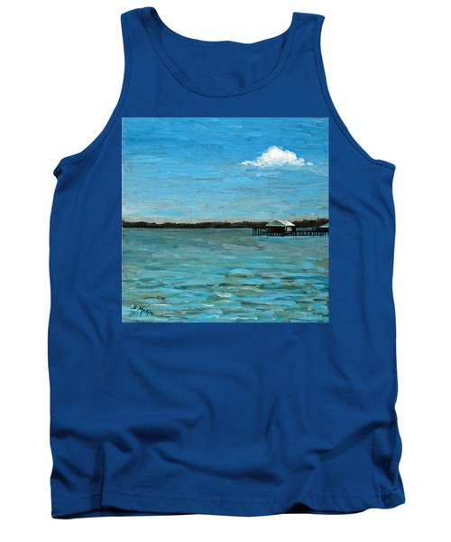 No Rain Today Tank Top by Suzanne McKee