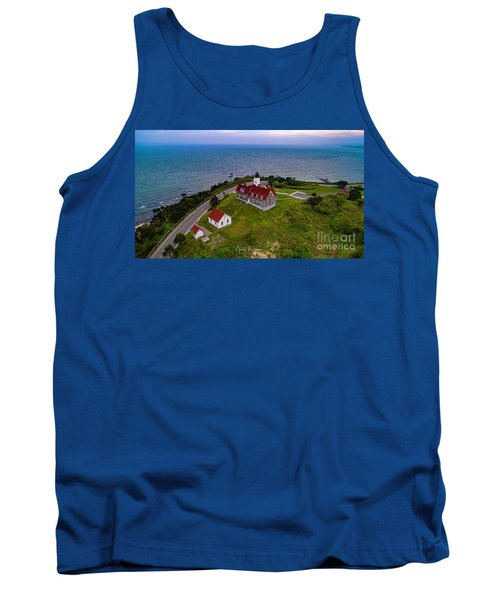 Nobska Point Lighthouse Tank Top