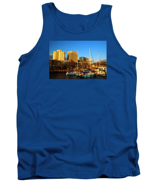 Norfolk From Waterside Tank Top