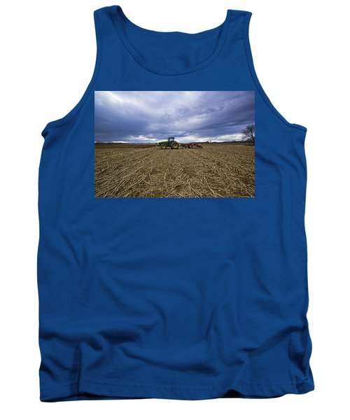 North Fork Tractor Tank Top