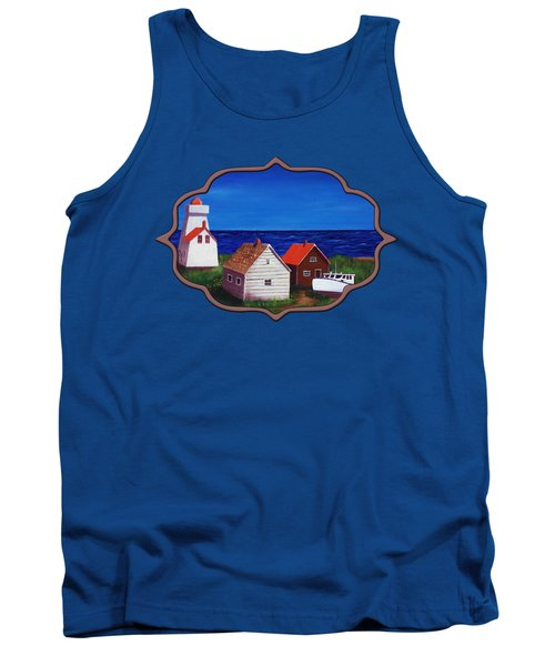 North Rustico - Prince Edwards Island Tank Top