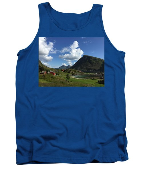 Norway Tank Top