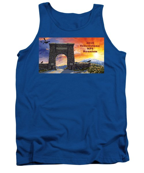 Nps Reunion Tank Top