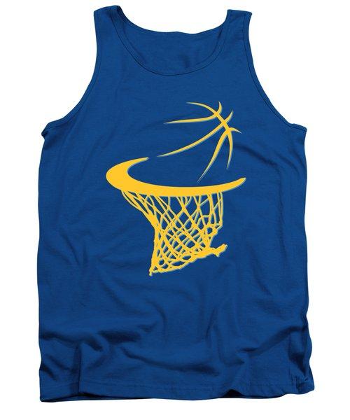 Nuggets Basketball Hoop Tank Top