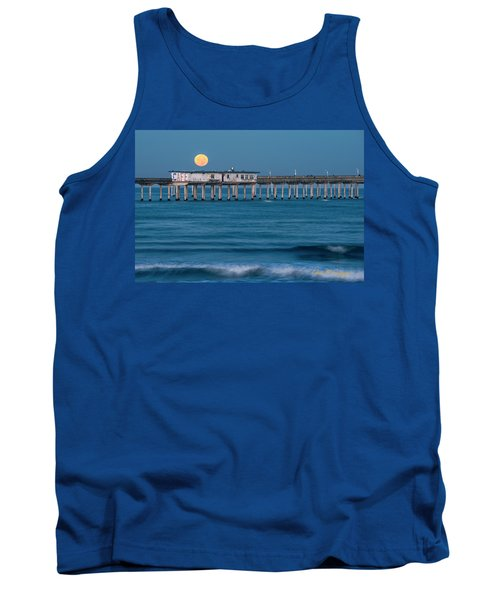 Tank Top featuring the photograph O B Morning by Dan McGeorge