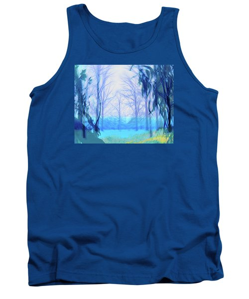 Oberlin Pacific Transition Tank Top