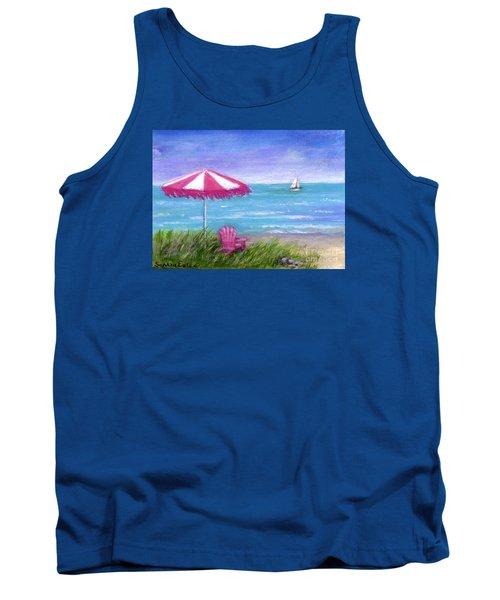 Ocean Breeze Tank Top