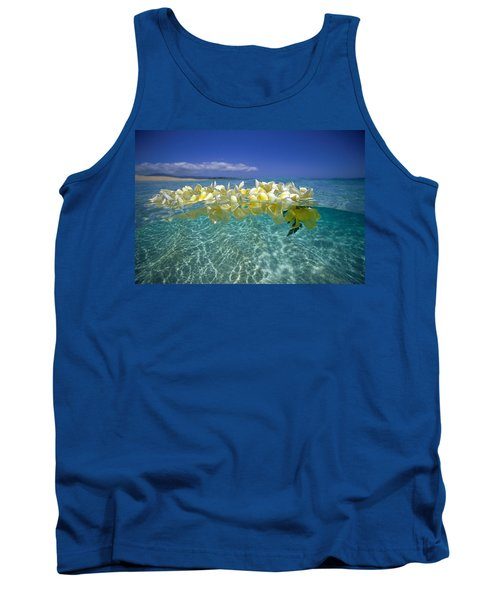 Ocean Surface Tank Top