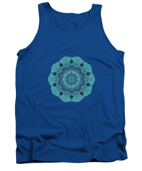 Ocean Swell By V.kelly Tank Top
