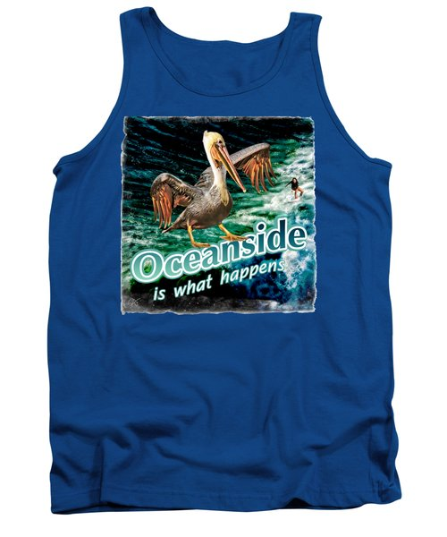 Oceanside Happens Tank Top