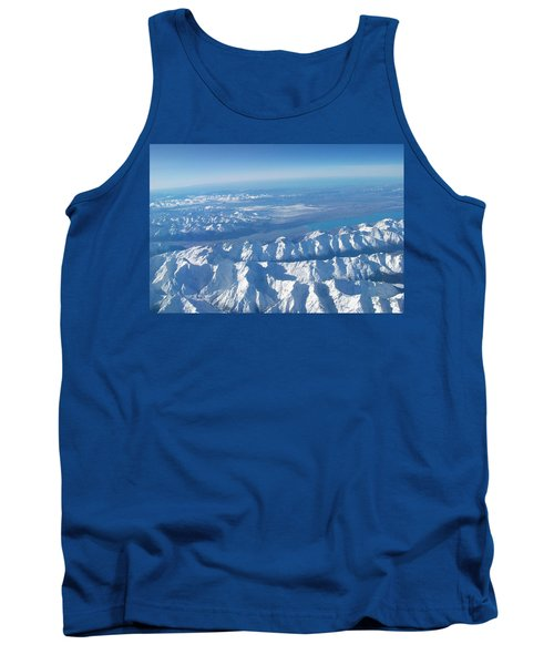 Of Peaks And Lakes Tank Top