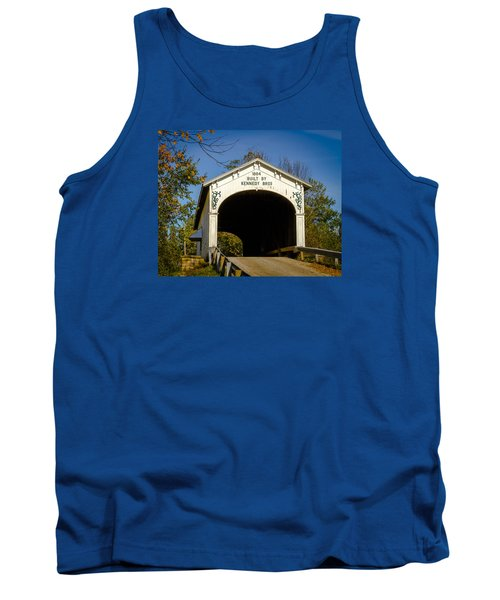 Offutt's Ford Covered Bridge Tank Top