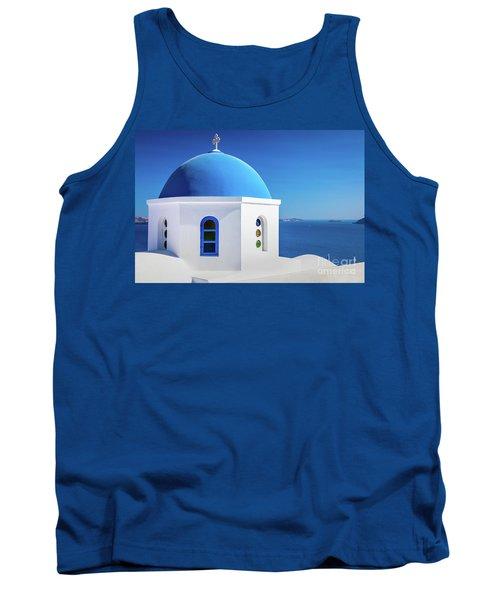 Oia Chapel Tank Top