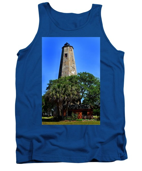 Old Baldy Lighthouse Tank Top
