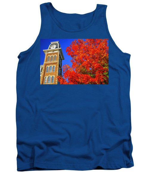 Old Main Maple Tank Top by Damon Shaw