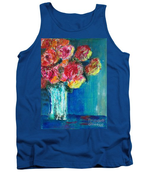 Old Roses Tank Top