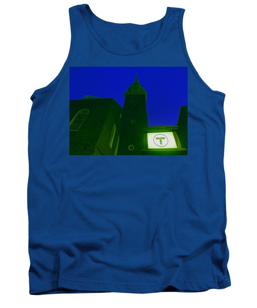 Old South Meeting House Tank Top