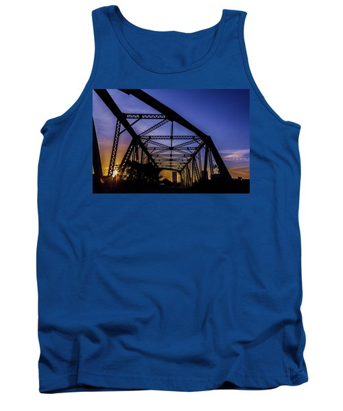 Old Steel Bridge Tank Top
