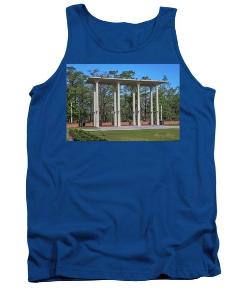 Old Student Union Arches Tank Top