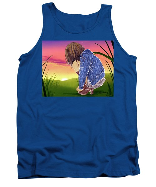 One Moment In Time Tank Top