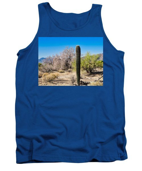 On The Ironwood Trail Tank Top