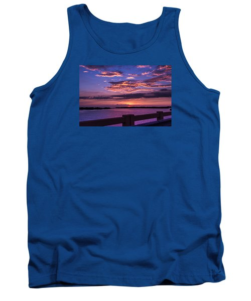 On The Road To Sanibel Tank Top