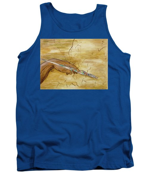 One For The Artist Tank Top