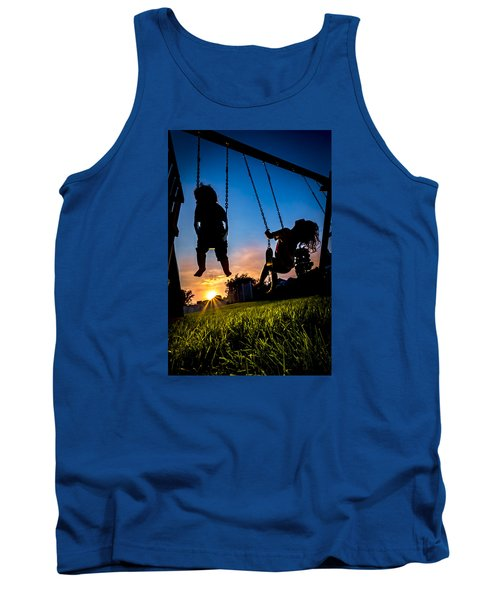 One Last Swing Tank Top
