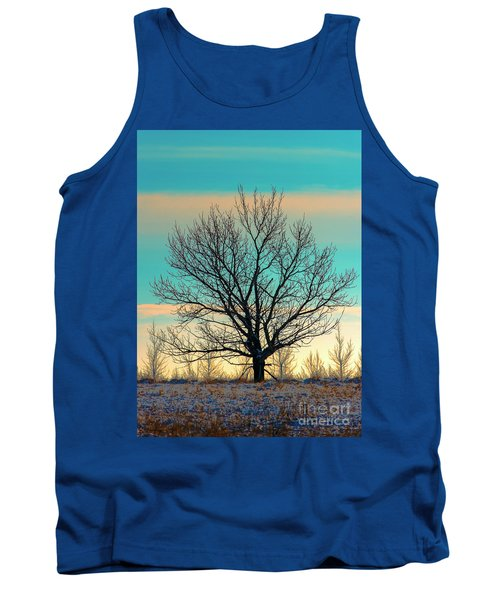 Tank Top featuring the photograph One by Nina Stavlund