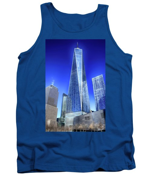 Standing Tall Tank Top by Dyle Warren