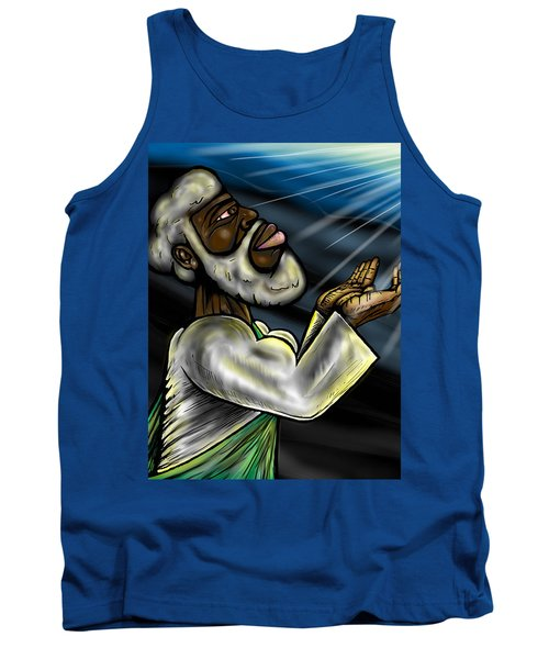 Oneness Of Christ And The Father Tank Top