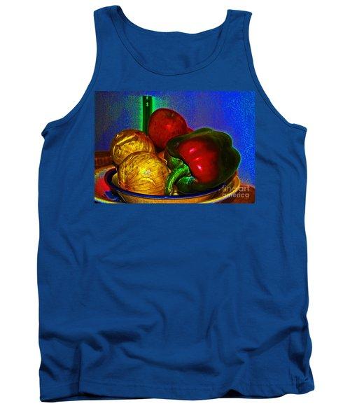 Onions Apples Pepper Tank Top