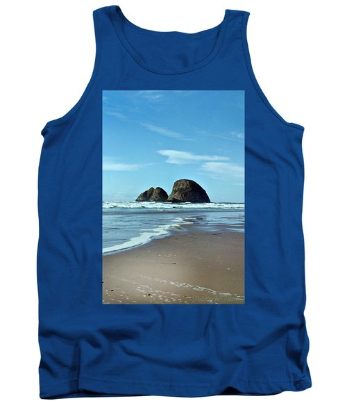 Oregon Coast 8 Tank Top