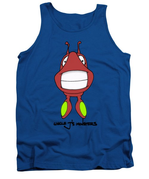 Ori Tank Top by Uncle J's Monsters