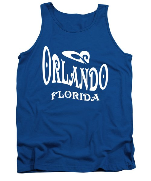 Orlando Florida Design Tank Top