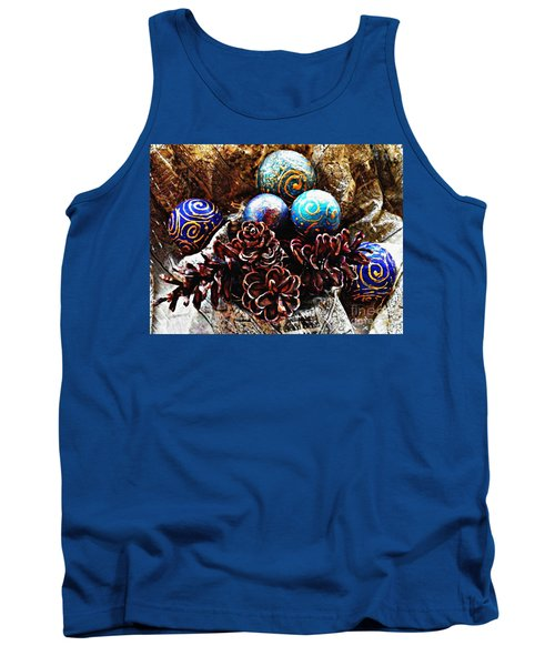 Ornaments 6 Tank Top
