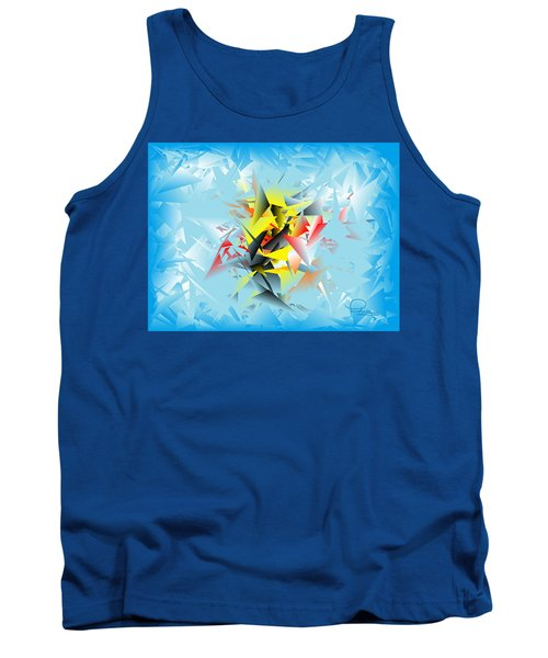 Out Of The Blue 5 Tank Top