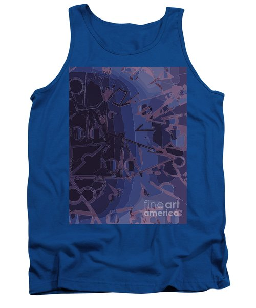 Touch Away Tank Top
