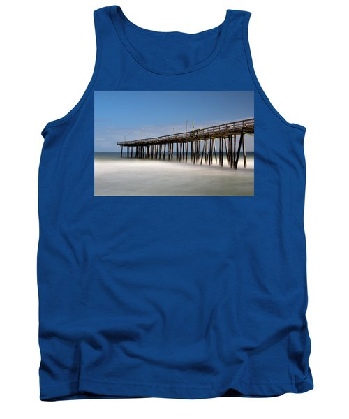 Outer Banks Pier Tank Top