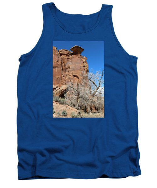 Outlaw Caprock Jump In Colorado Tank Top