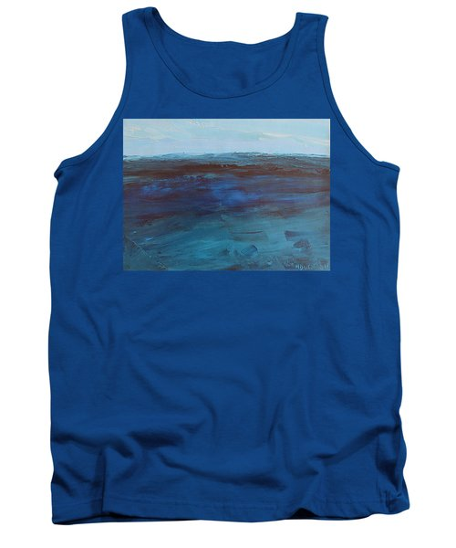 Pacific Blue Tank Top