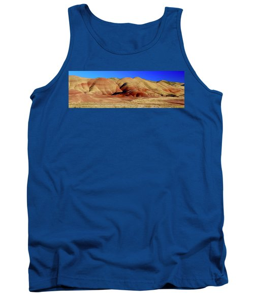 Painted Hills Pano Tank Top