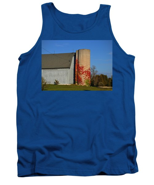 Painted Silo Tank Top
