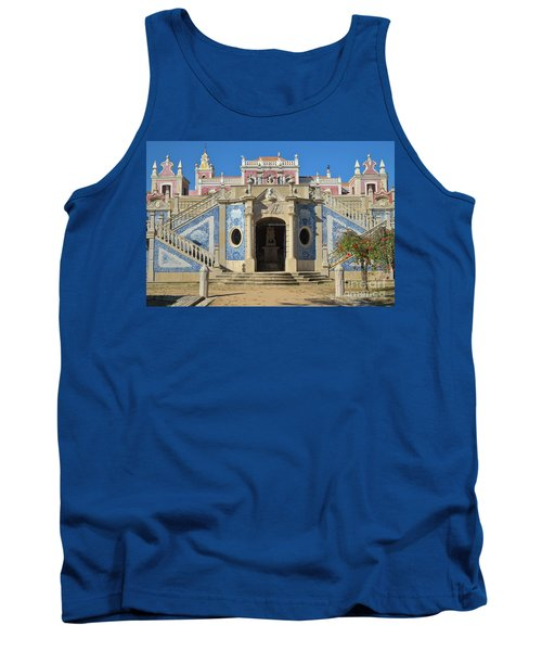Palacio De Estoi Front View Tank Top
