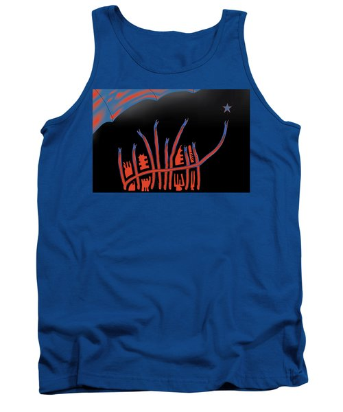 Parade Route Tank Top