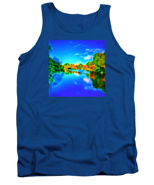 Parkland Symphony Tank Top by Andreas Thust