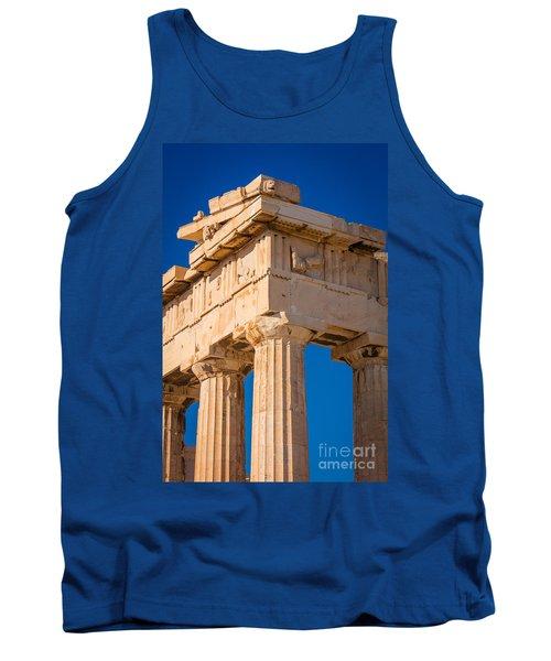 Parthenon Columns Tank Top
